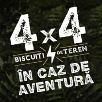 4×4 biscuiti